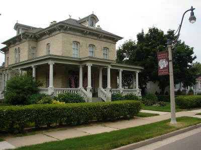 Governor Schofield Mansion, Main Street, Oconto