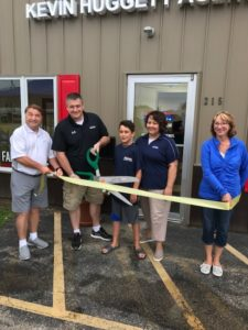 Ribbon Cutting at American Family Insurance