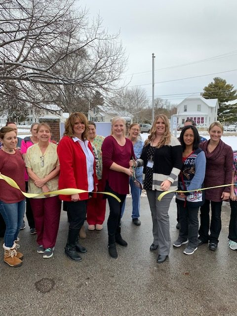 Open House & Ribbon Cutting at The Bay